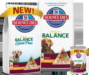 Balance Dog Food Pictured