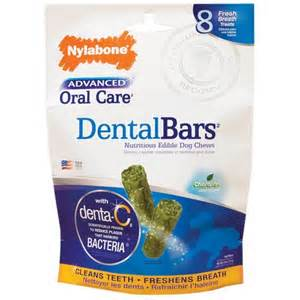 Dental Bars For Dogs