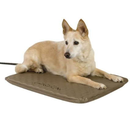 Lectro Kennel Outdoor Heated Bed