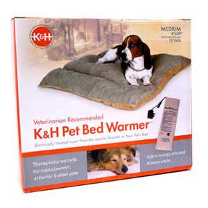 K&H Pet Bed Warmer Medium Size Pictured