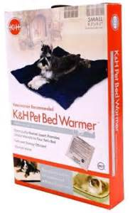 K&H Pet Bed Warmer Small Size Pictured
