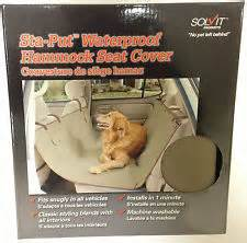Solvit Sta-Put Waterproof Seat Cover Box Cover