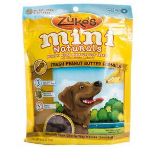 Zuke S Mini Naturals Healthy Moist Training Treats