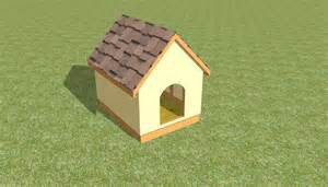DIY Dog House Plan