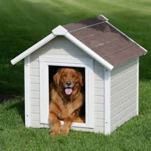 Dog House Plan - Dog Inside Doghouse