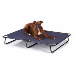Elevated Large Dog Bed