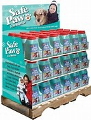 Safe Paw Ice Melter Display