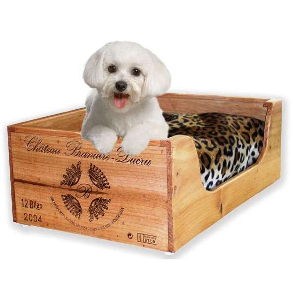Luxury pet beds for small dogs - Designer pet beds small dogs ...