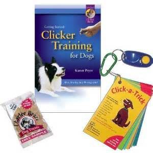 Karen Pryor Dog Training Book