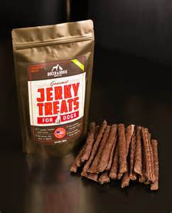 Rocco Roxie Jerky Dog Treats Out Of Package