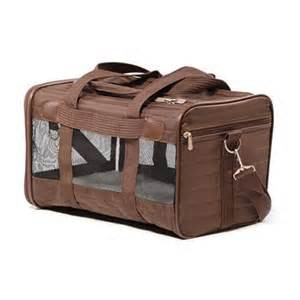 Sherpa Original Deluxe Carriers Brown