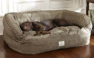 Deep Dish Dog Bed Lounger