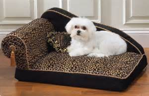 Small Designer Dog Bed