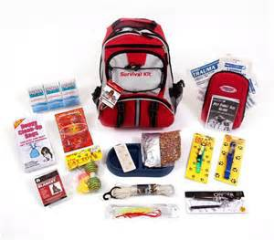 Dog Emergency Survival Kit