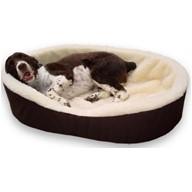 Dog Bed King USA Cuddler Pet Bed