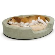 K&H Manufacturing Thermo-Snuggly Sleeper Medium Sage