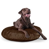 Take Ten Classic Dog Bed, Large, Root Beer Brown