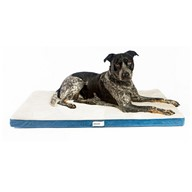 Simmons Beautyrest Thera Bed Orthopedic Memory Foam Dog Bed and Kennel / Crate Mat