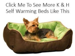 K & H Self Warming Dog Beds at Dog Luxury Beds .com