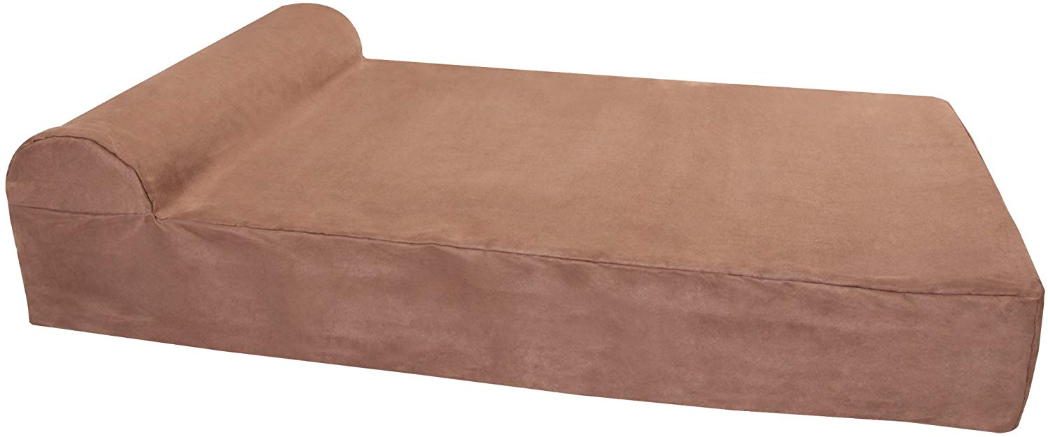 Big Barker Orthopedic Dog Bed Khaki