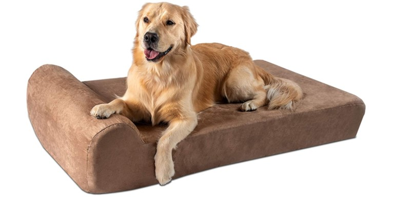 Big Barker Large Orthopedic Dog Bed Header