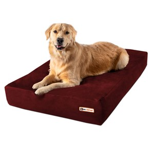 Big Barker Large Dog Bed No Pillow