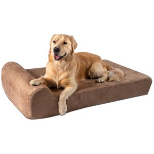 Big Barker Orthopedic Dog Bed with Pillow