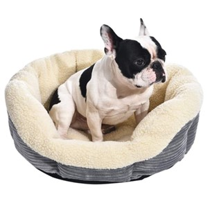 AmazonBasics Self-Warming Dog Bed