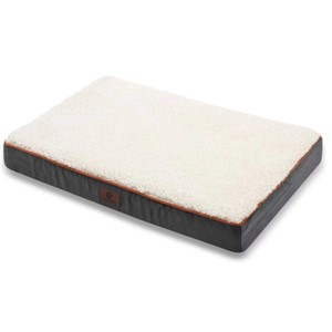 Asvin Orthopedic Rectangular Mattress Bed