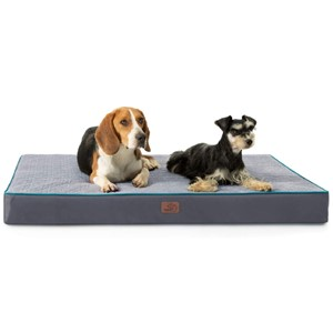Bedsure Rectangular Orthopedic Dog Bed