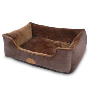 Best Pet Supplies Bolster Plush Bed