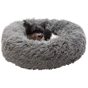 Furhaven Orthopedic Donut Dog Bed