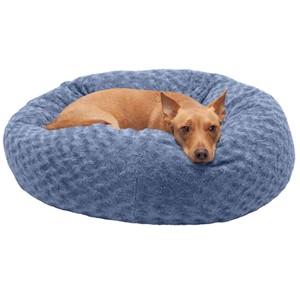 Furhaven Round Orthopedic Dog Bed