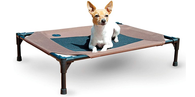 K&H Pet Products Elevated Dog Bed Header