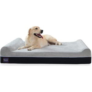 Laifug Orthopedic Rectangular Dog Bed