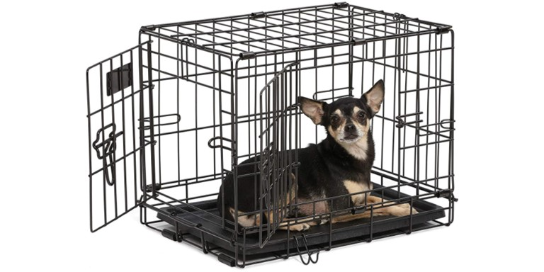 Midwest Homes Dog Crate Header