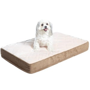 Milliard Quilted Orthopedic Dog Bed