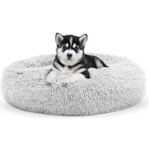 The Dog's Balls Donut Dog Bed