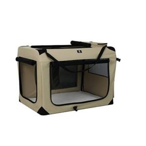 X-Zone Folding Dog Crate