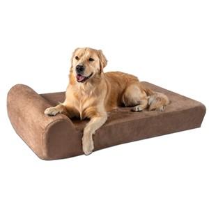 Big Barker Orthopedic Dog Bed With Headrest