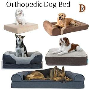 How To Buy A Dog Bed Orthopedic Dog Bed Type