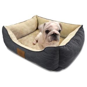 AKC Orthopedic Bolster Dog Bed