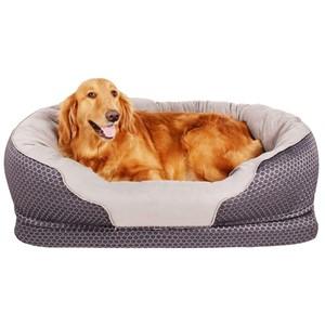 AsFrost Orthopedic Bolster Dog Bed