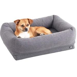 Barkbox Orthopedic Dog Bed With Headrest