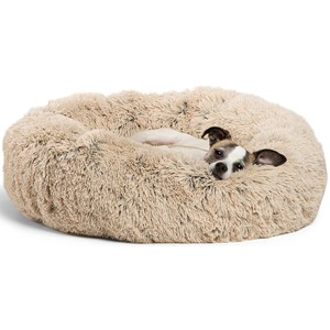 Best Friends By Sheri Donut Orthopedic Bolster Dog Bed