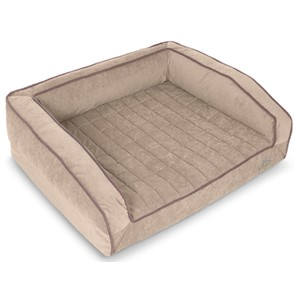 Buddy Rest Orthopedic Bolster Dog Bed