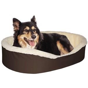 Dog Bed King Orthopedic Bolster Dog Bed