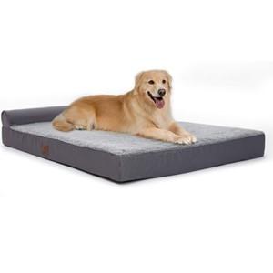 Eterish Orthopedic Bolster Dog Bed