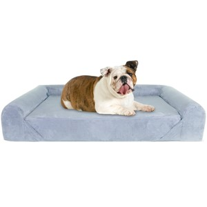Kopeks Orthopedic Bolster Dog Bed