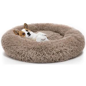 MIXJOY Donut Orthopedic Bolster Dog Bed